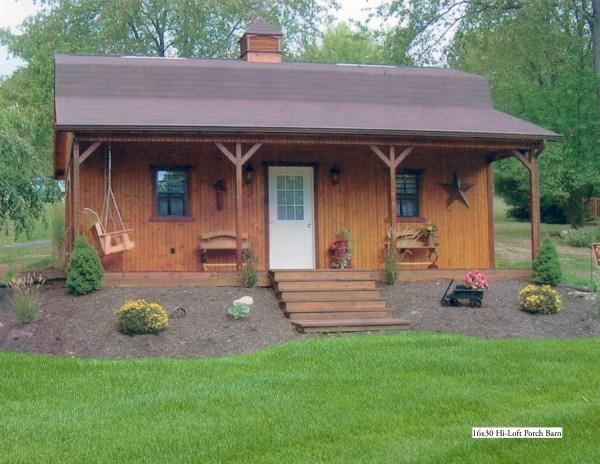 16x24 garage with loft joy studio design gallery best for Easy cabin designs