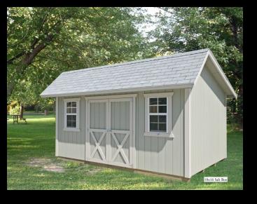 Saltbox Barn Style
